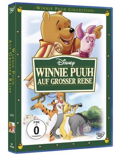 Winnie Puuh auf großer Reise (Winnie Puuh Collection) [Special Edition]: Alle Infos bei Amazon