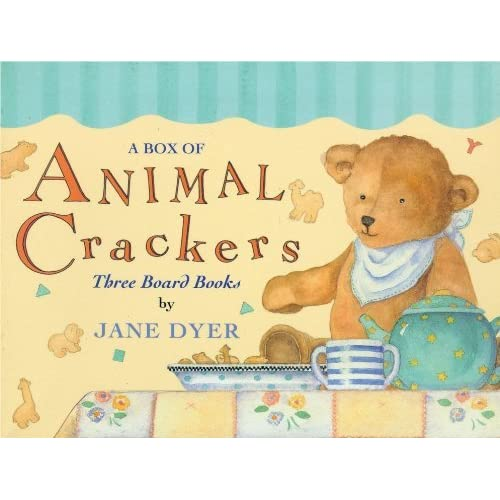 A Box of Animal Crackers - Set of 3 by Jane Dyer (2002-03-01)