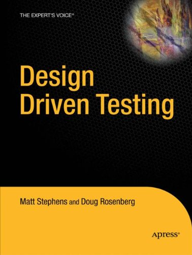 Design Driven Testing: Test Smarter, Not Harder (Java-unit-tests)