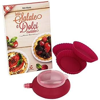 Torte Salate E Dolci Crostate. Con Gadget