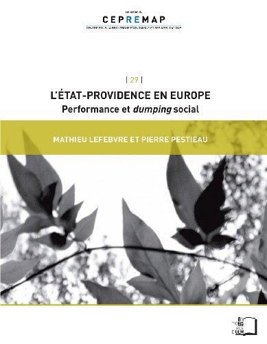 L'État-providence en Europe - Performance et dumping social