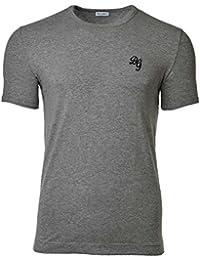 Dolce & Gabbana Camiseta para Hombres, Ropa Interior, Girocollo, Cuello Redondo, Stretch