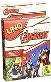 Games Uno Marvel Avengers, Multi Color
