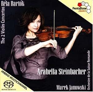 Bela Bartok: The Two Violin Concertos