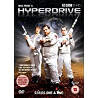 Hyperdrive - Series 1 & 2 Box Set