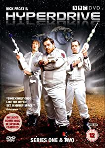 Hyperdrive - Series 1 & 2 Box Set [DVD]
