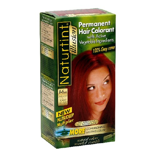 naturtint coloration capillaire naturelle permanente ingrdients vgtaux actifs 100 couvrant couleur i - Coloration Sans Ppd
