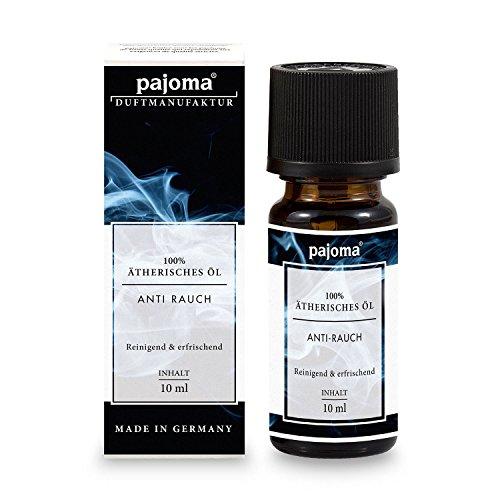 pajoma Duftöl Anti Rauch, 100% naturrein, Komposition, ätherisch, 10 ml