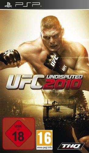 UFC Undisputed 2010 (Wrestling Psp-spiele)