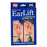 EZ LIFE Ear Lift (Pack of 60) - Patches ...