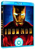 Iron man [Blu-ray] [Import anglais]