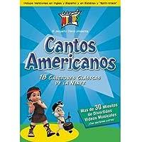 CEDARMONT NINOS - Cedarmont Niños VHS -Cantos Americanos