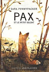 vignette de 'Pax et le petit soldat (Sara Pennypacker)'