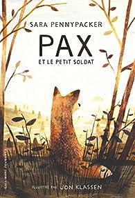 Pax et le petit soldat par Young