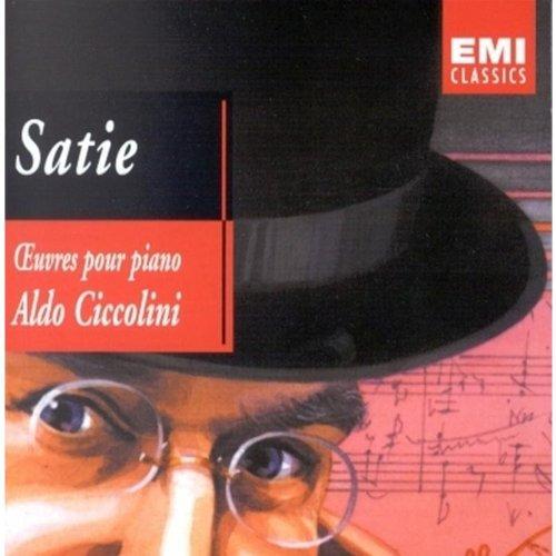 Oeuvres pour Piano (Erik Satie-piano-musik)