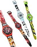 Unbekannt 1 Stück _ Armbanduhr -  Star Wars  - Analog - passend für Kinder & Erwachsene - Kinderuhr / Lernuhr - Kunststoff Armband - für Jungen & Mädchen - Analoguhr ..
