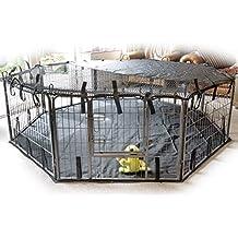 Speedwellstar Funda Extra Grande para 8 parasoles Laterales Resistente para Mascotas, bolígrafo, Jaula para
