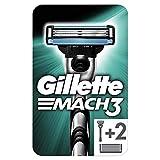 Gillette Mach3 Tıraş Makinesi Yedekli