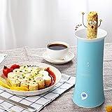Kalaokei Rullo Dell'uovo, Strumento Elettrico Automatico della Prima Colazione della Macchina della Salsiccia della Caldaia del Creatore del Rullo Dell'uovo Spina CN Blu