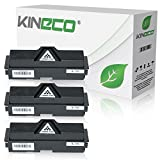 3 Toner kompatibel zu Kyocera TK170 für Kyocera Ecosys P2135DN FS-1320DN FS-1370DN - TK-170/1T02LZ0NL0 - Schwarz je 7.200