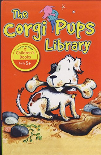 The Corgi Pups Library