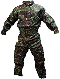 Highlander Flying Suit US Air Force Style Flight Uniform Camouflage DPM Camo