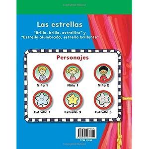 """Las Estrellas: """"Brilla, Brilla, Estrellita"""" y """"Estrella Alumbrada, Estrella Brillante"""" = The Stars (Rimas Infantiles / Nursery Rhymes)"""