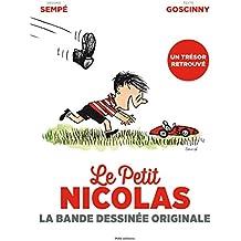 Le Petit Nicolas - La bande dessinée originale (BANDE DESSINEE) (French Edition)