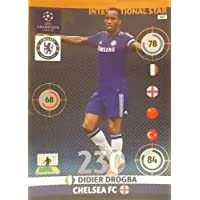 Champions League Adrenalyn XL 2014/2015 Didier Drogba 14/15 International Star