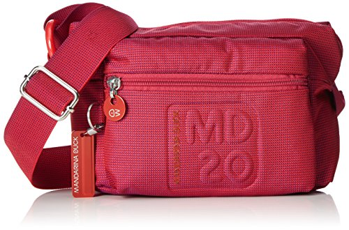mandarina-duck-md20-tracolla-sac-bandouliere-pour-femme-rouge-rot-mara-red