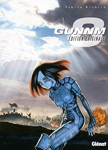Gunnm - Édition originale - Tome 08 par Yukito Kishiro