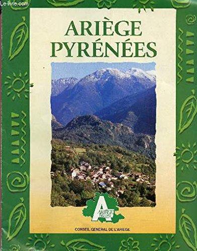 PLAQUETTE : ARIEGE PYRENEES.