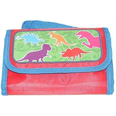 Plegable bolsa de almuerzo térmico Dinosaurios imagen con asa