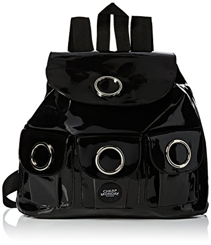 cheap-monday-womens-drop-it-backpack-backpack-black
