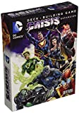 Cryptozoic Entertainment DC Comics DBG Crisis EXP 3 Jeu de Cartes