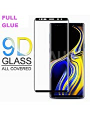Own Shop™ Full Glue Premium Quality Tempered Glass Screen Protector For Samsung Galaxy Note 9