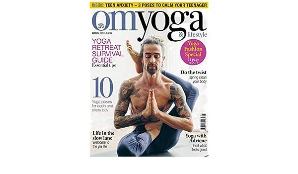 OM Yoga UK Magazine: Amazon co uk: Kindle Store