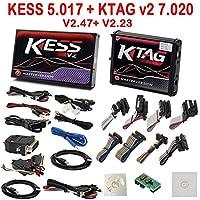 FDBF V2 Master OBD2 Turning Kit V2.47 V5.017 Herramienta de programación Kess Ktag V7.020