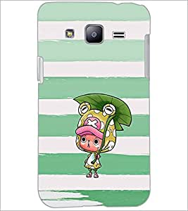 PrintDhaba Cartoon D-2003 Back Case Cover for SAMSUNG GALAXY J2 (Multi-Coloured)