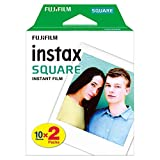 Fujifilm Instax Square WW2 Colorfilm klar,10 Blatt (2er Pack) -