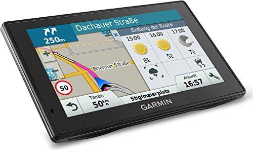 Garmin DriveSmart 50 LMT-D EU Navigationsgerät (12,7cm (5 Zoll) Touch-Glasdisplay, lebenslange Kartenupdates, Verkehrsfunklizenz, Sprachsteuerung) - 4