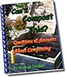 Questions & Answers About Composting