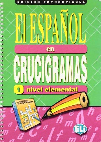 Free El español en crucigramas 1 nivel elemental   Edicion fotocopiable  (Eli 19.60%) PDF Download c8869f1faa0