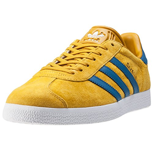adidas Herren Laufschuhe Gelb Blau