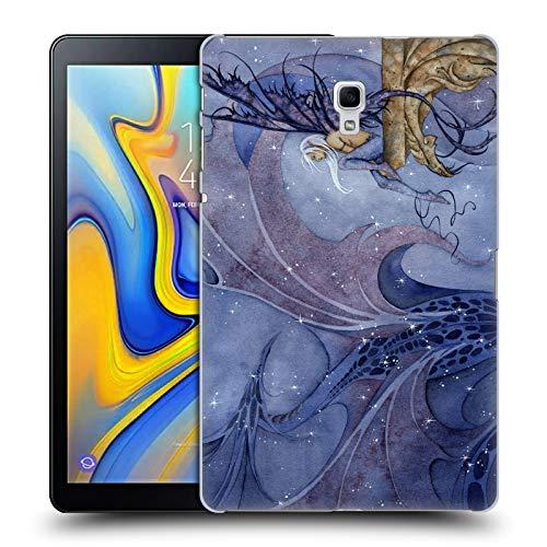 Head Case Designs Offizielle Amy Brown Drachen Traum Legenden Ruckseite Hülle für Samsung Galaxy Tab A 10.5 (2018)