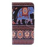 Jepson Samsung Galaxy S7 Edge / SM-G9350 Coque PU Cuir Flip Housse Étui Cover Case Wallet Stand avec Carte de Crédit Fentes pour