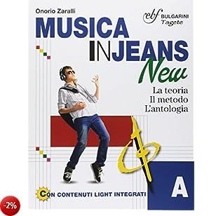 Musica in jeans new a + b + mozart in jeas new. Per la Scuola media. Con e-book. Con espansione online