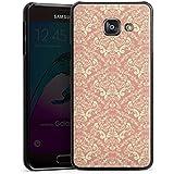 Samsung Galaxy A3 (2016) Housse Étui Protection Coque Vintage Rétro Collection Ornement Ornements