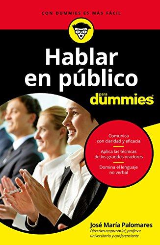 libro hablar en público