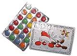 Mini Adventskalender... TO GO... Weihnachtskalender mit Schokolinsen